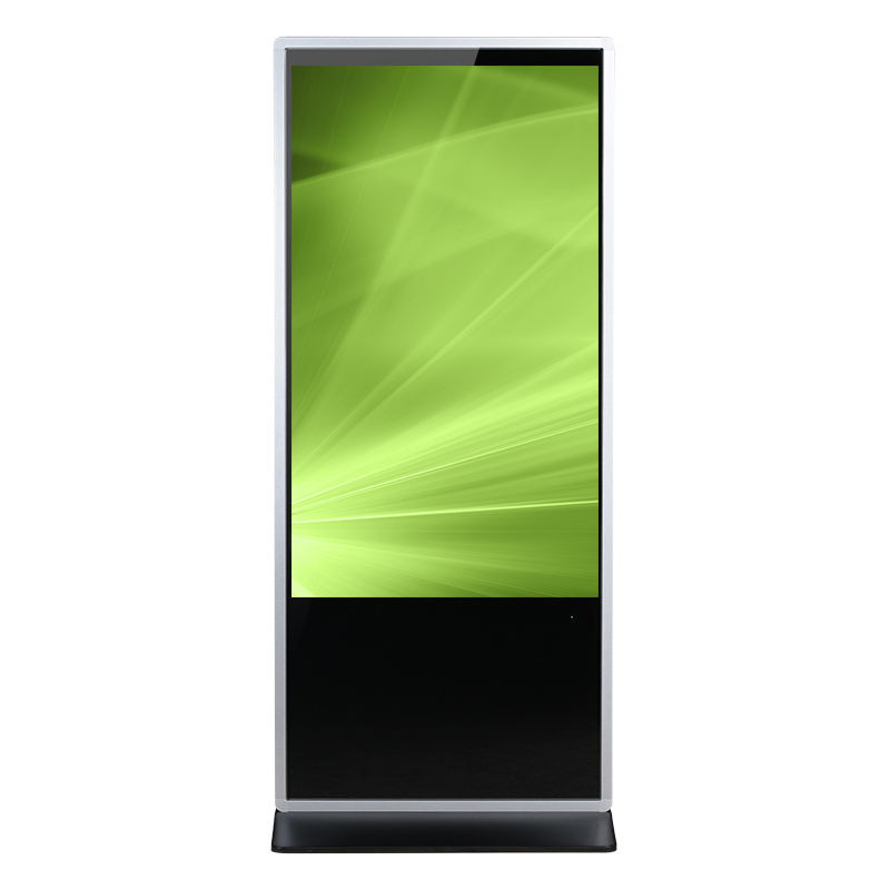 55 Android Full HD IR Touch Totem Lcd Advertising Player