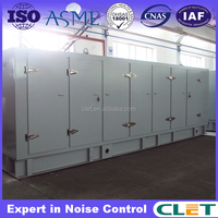 Acoustic Enclosure For Diesel Generator Set