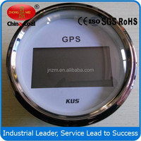 85mm kus digital GPS speedometer for boat/Car