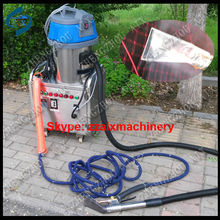 New design with vacuum clean steam carwash machine