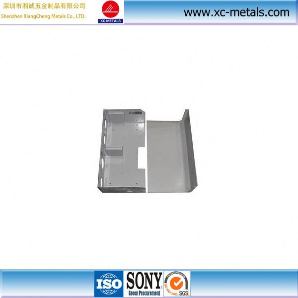 Dongguang custom deep drawn metal stamping components