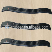 ventilated disconnected rubber air tube for ship
