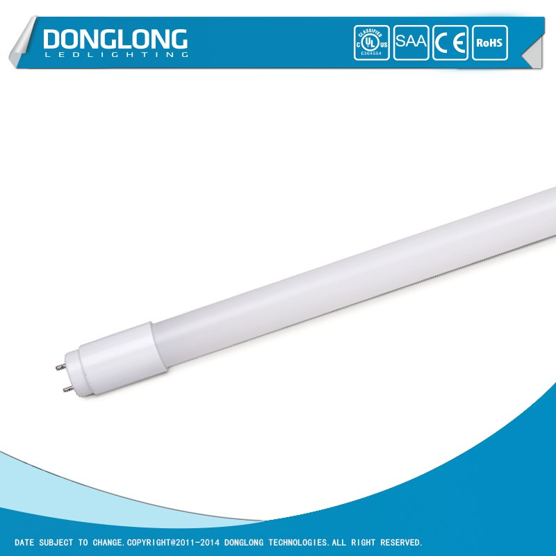 Professional manufacturer with TUV CE RoHS 120cm 18W t8 led tube light