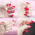 Nail Art Fashion Products Clear Pointed Artificial Nails Stiletto Nail Tips