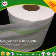 Diaper Making Raw Materials Full Breathable Lamination PE Film,Back Sheet For Diaper