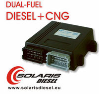 CNG conversion kit Solaris Diesel