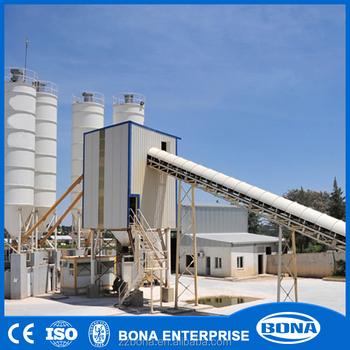 Henan new cement concrete batch plants hot selling now 2016