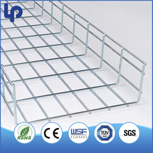 Customized Hot Dip galvanized galvanized cable basket making equipment