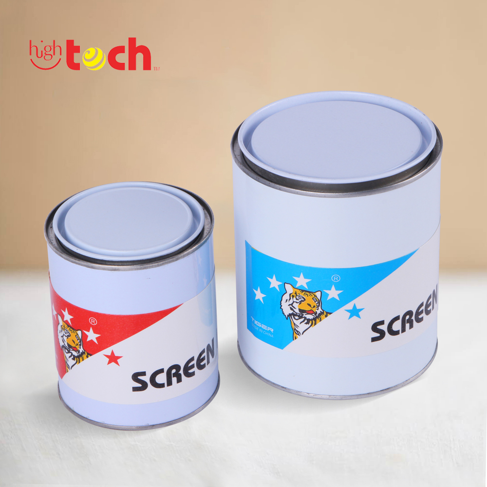 screen printing machines used water based transfer printing ink