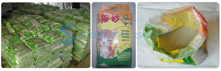 New Product Cat Litter Silica Sand