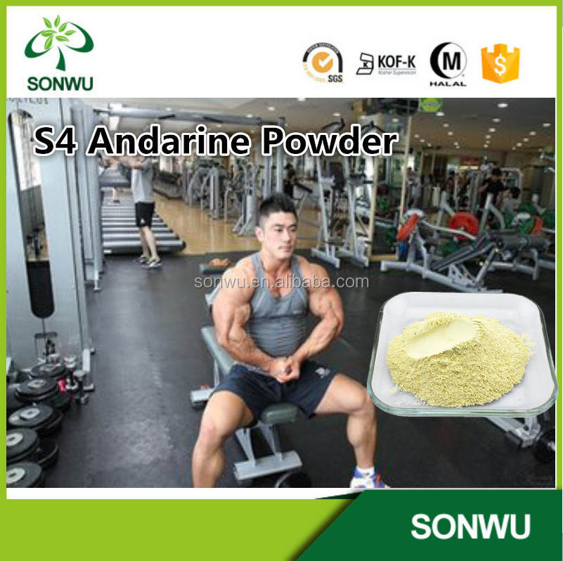 Supply Muscle Growther sarms S4 Andarine Powder/S4 sarms powder/SR9009 in stock