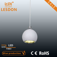 Fashion modern LED Ball chandeliers