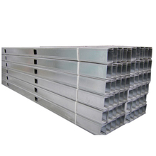 Trusus Heavy Duty Galvanized C Channel Steel Dimensions