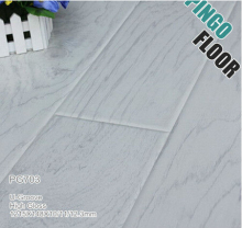 PG703 - White Oak Color Laminate Flooring Sheet