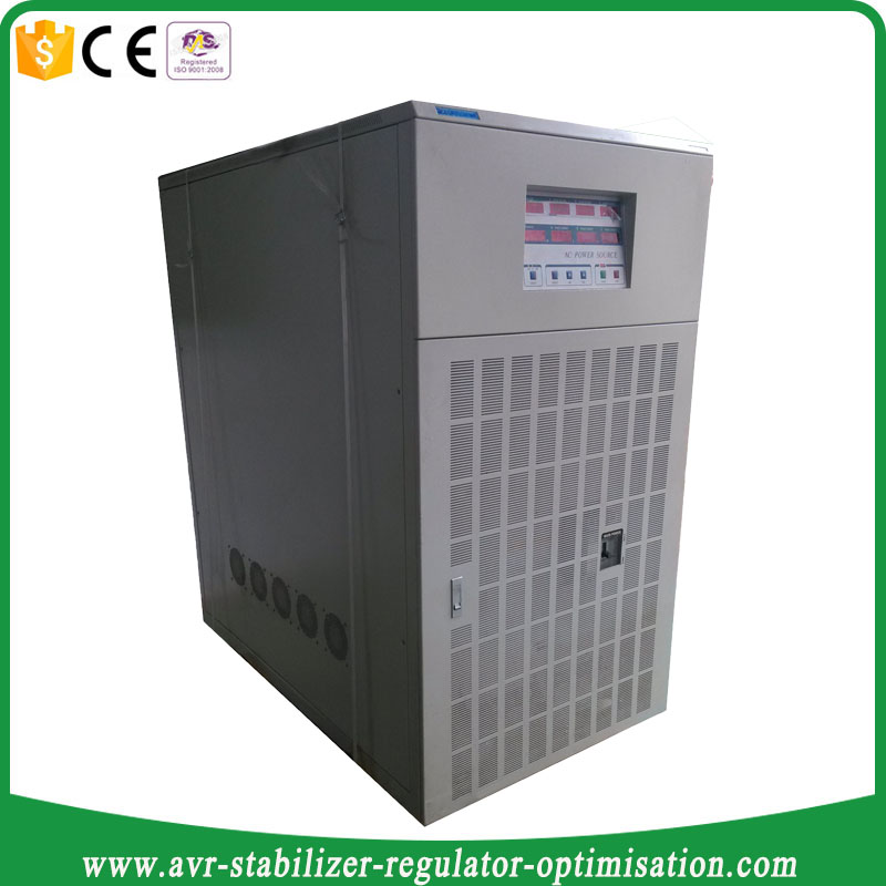 Variable 220v single phase to 380v 3 phase converter 180kva