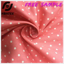 2017 Wholesale Clothing Woven fabric Printed Cotton Poplin Fabric Factory Price