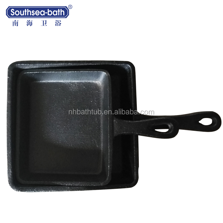 Mini hot cast iron cookware/Pre-seasoned cast iron Skillet