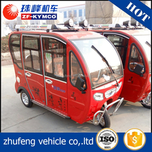 Best price 2 year old vespa shandong electric tricycle
