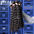 Wholesale price grade 6A nice texture virgin hair tiny curly , peruvian braid remy human hair extensions