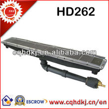 Auto parts Ceramic Gas industrial infrared heater HD262