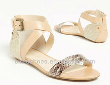 Summer women flat shoes sandles