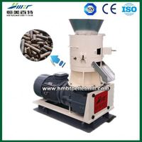 small capacity bird food manufacturing plant