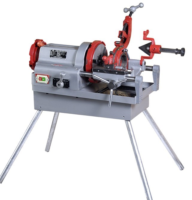 Sq50f Automatic Pipe Thread Cutting Machine Buy Electric