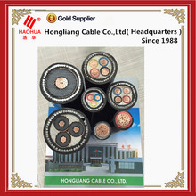 Electrical cable and wire Low smoke halogen free environmental power cable