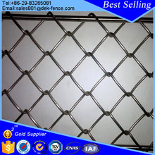 Hot dipped galvanized chain link fence from best company