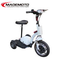folding kids flicker 4 scooter/adult three wheel scooter kick bike