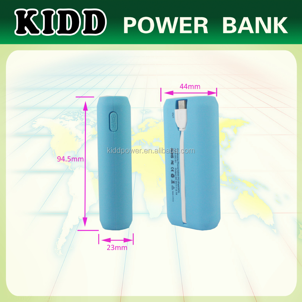 Power bank 4100 mah power bank external battery