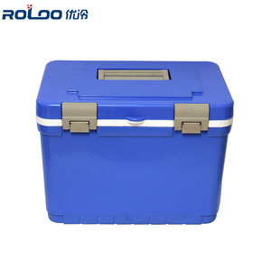 roloo 18L tough and durable injection molded beverage cooler box