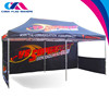 cheap custom event promotion display advertising 3x6 canopy gazebo tent
