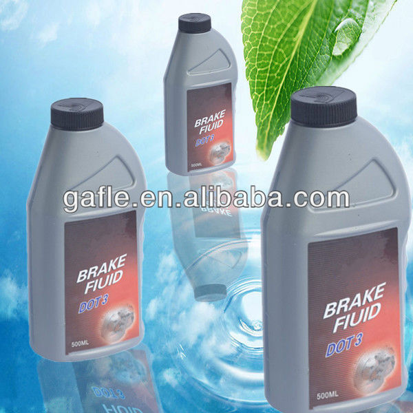 dot 3 brake fluid oil for car