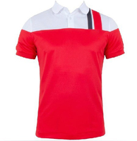 Wholesale sublimation polo sport shirts clothing