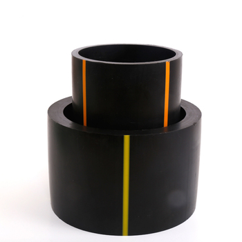 High Quality HDPE drinking water sewerage pipe/ 3 inch high density polyethylene pipe