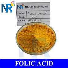 USP Standard Folic acid powder/vitamin b9
