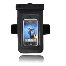 Waterproof bag with armband ,multicolor, general waterproof mobile phone bag,waterproof phone case