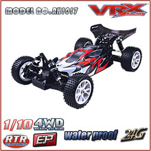 VRX hot sale car,1/10 4wd off-road rc brushless buggy,rtr electric car 4wd rc buggy