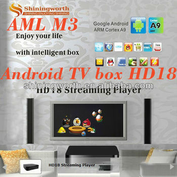 Android tv box m3 tv box android smart tv box