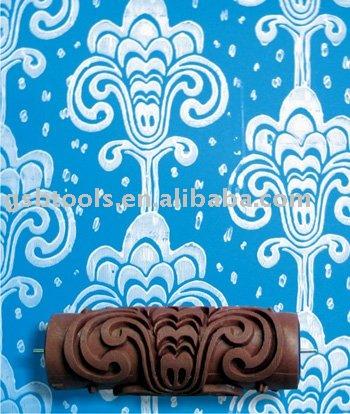 beliebte design dekoration muster farbroller b rste
