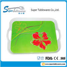 New design square melamine tray wholesale