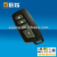 High Quality Best Seller Smart RF transmitter Red Car Remote Controls with 4 keys JJ-RC-F10