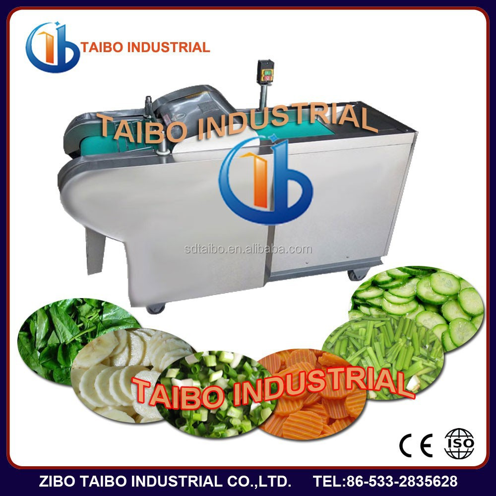 YQC2000 capacity 200-1000kg/h food machineryindustrial multipurpose vegetable cutter