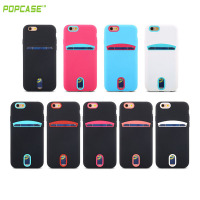 2016New arrival colorful fashion design PC+TPU combo case for Iphone6