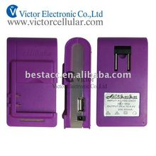 Mobile multi charger for rechargeable li-ion battery charger