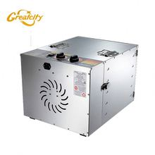 industrial fish drying machine / Vacuum microwave dryer / sea food dehydrator