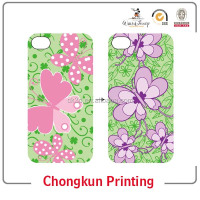 for iphone 4s/ iphone4/ iphone 5/ iphone5s case with 3d sticker
