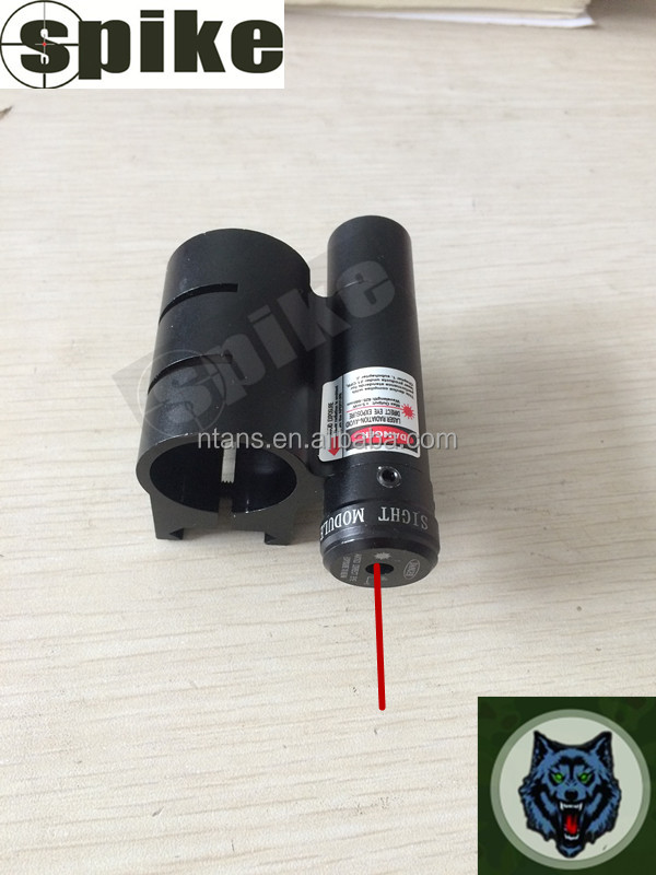 SPIKE new product rifle laser for optics rifle scope red laser sight / laser pointer for hunting