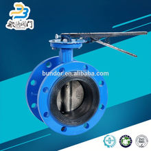 concentric double flanged butterfly valve seal ring